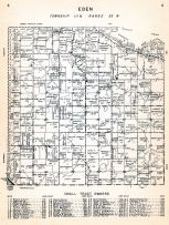 Eden Township 1, Brown County 1953